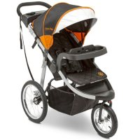Deals on Jeep Unlimited Range Jogger by Delta Children
