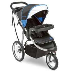 Jeep Unlimited Range Jogger by Delta Children (Choose Your Color)