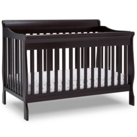Delta Children Canton 6-in-1 Convertible Crib (Choose Your Color)