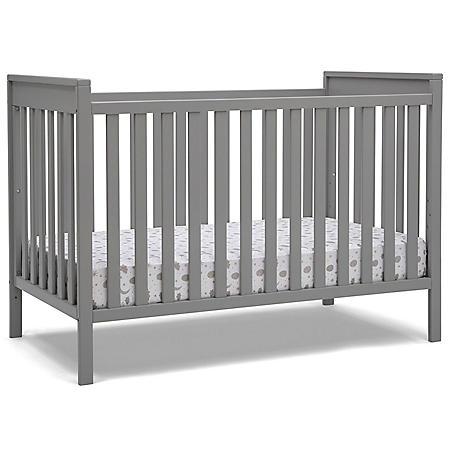 Delta Children Mercer 6-in-1 Convertible Crib (Choose Your Color)