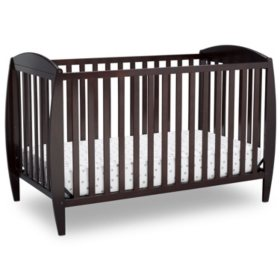 Delta Children Taylor 4-in-1 Convertible Crib (Choose Your Color)