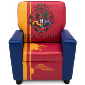 Harry Potter High Back Upholstered Chair by Delta Children