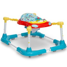 Delta Children First Steps 3-in-1 Sit-to-Stand Bouncer, Spiral