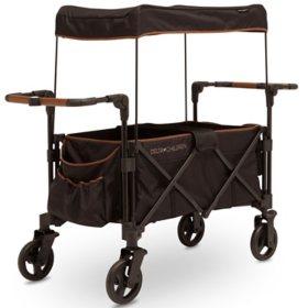 Delta Children Hercules Stroller Wagon, Black