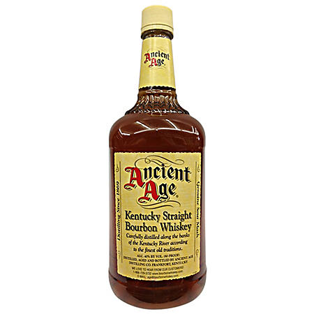 Ancient Age Kentucky Straight Bourbon Whiskey (1.75 L)
