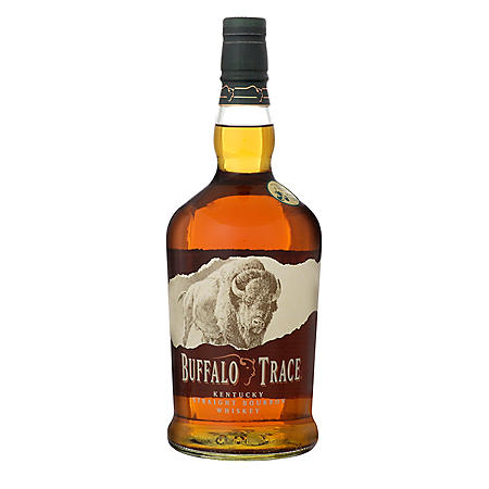 Buffalo Trace Bourbon Whiskey (1 L)