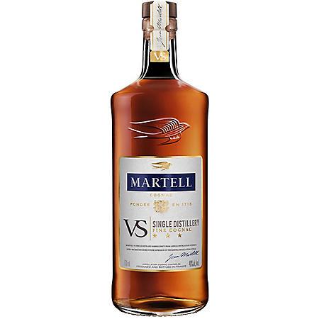 Martell Cognac France VS Single Distillery (750 ml)