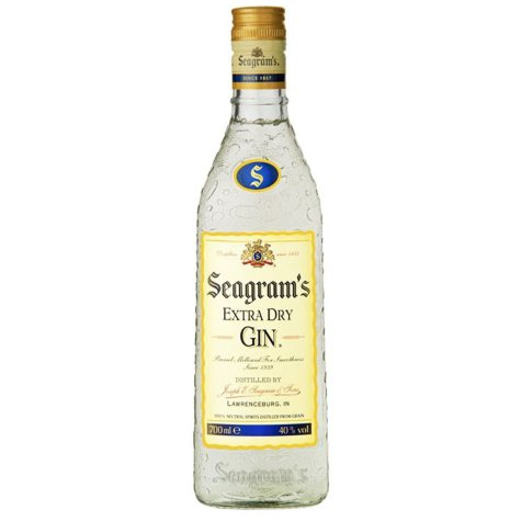 Seagram's Extra Dry Gin (1 L)