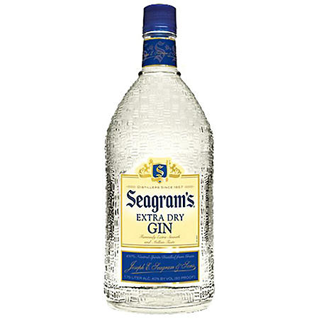 Seagram's Extra Dry Gin (1.75 L)