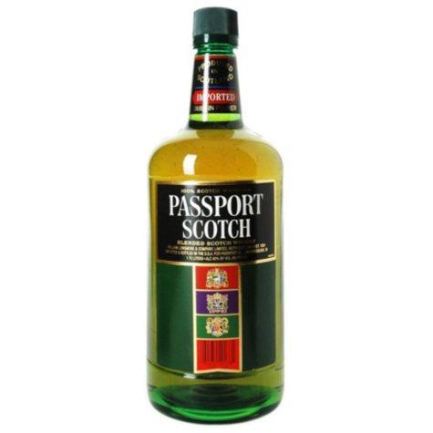 Passport Scotch Blended Scotch Whisky (1.75 L)