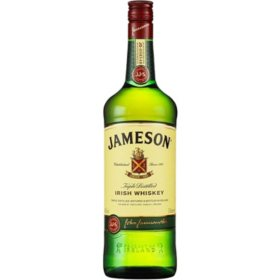 Jameson Irish Whiskey (1 L)