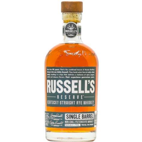 Wild Turkey Russell's Reserve Single Barrel Bourbon (750 ml)