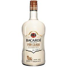Bacardi Pina Colada Rum (1.75 L)