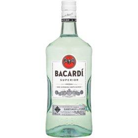 Bacardi Rum Light (1.75 L)