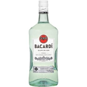 Bacardi Rum Light (1.75 L)