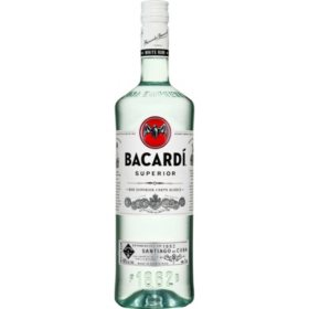 Bacardi Rum Light (1 L)