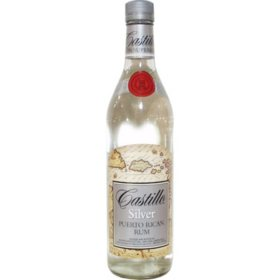 Castillo Silver Rum (750 ml)