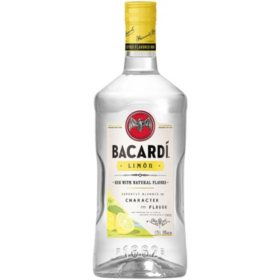 Bacardi Rum Limon (1.75 L)