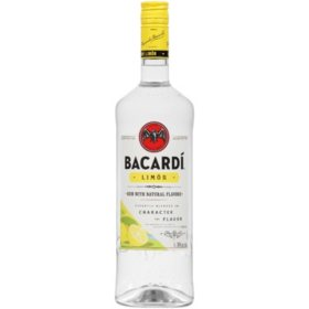 Bacardi Rum Limon (1 L)
