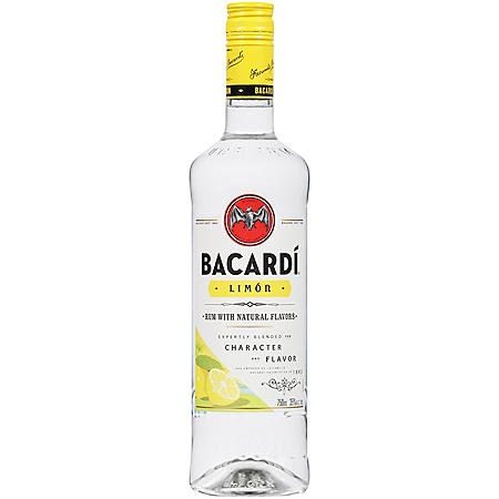 Bacardi Rum Limon (750 ml)