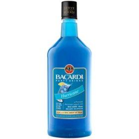 Bacardi Hurricane, Ready to Drink (1.75 L)