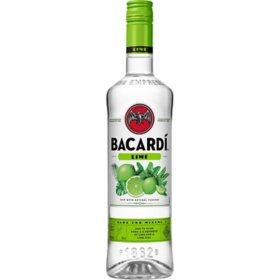 Bacardi Lime Flavored Rum (750 ml)
