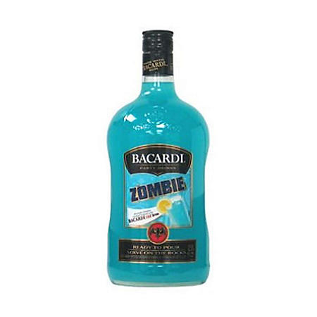 Bacardi Party Drinks Zombie Cocktail (1.75 L)