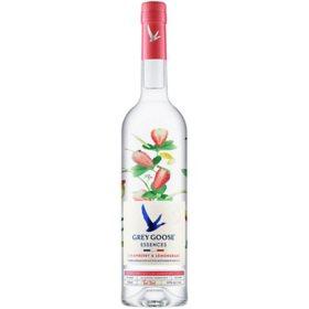 Grey Goose Essences Strawberry and Lemongrass Vodka (750 ml)