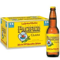 Pacifico Clara Mexican Import Lager Beer (12 fl. oz. bottle, 24 pk.)