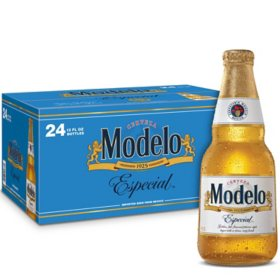 Modelo Especial Lager Beer (12 fl. oz. bottle, 24 pk.)