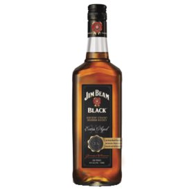 Jim Beam Black Bourbon Whiskey (750 ml)