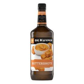 DeKuyper Buttershots Schnapps Liqueur (1 L )