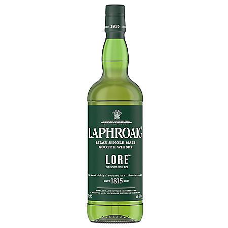 Laphroaig Lore Scotch Whisky (750 ml)