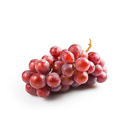 Red Globe Seeded Grapes (3 lbs.)