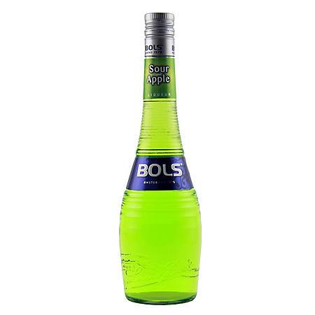 Bols Sour Apple Liqueur (1 L)