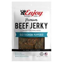 Enjoy Beef Jerky Old Fashion Peppered (12 oz.)