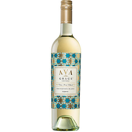 AVA Grace Vineyards Sauvignon Blanc White Wine (750 ml)