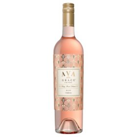 AVA Grace Vineyards Rosé Wine (750 ml)