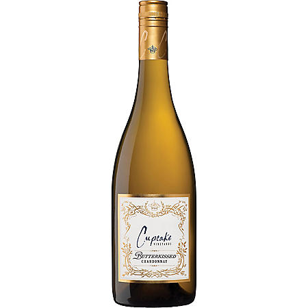 Cupcake Vineyards Butterkissed Chardonnay White Wine (750 ml)