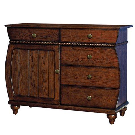 Shiver Me Timbers Dresser