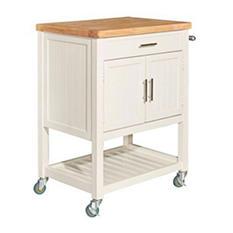 Conrad Kitchen Cart (Assorted Colors)