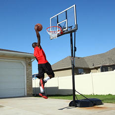 "Lifetime 50"" Portable Basketball System"