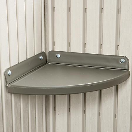 Lifetime Corner Shelves  - 2 pk.