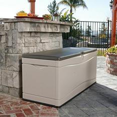 Lifetime Deck/Storage Box- 130 gal.