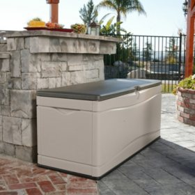 Lifetime Deck/Storage Box - 130 gal.