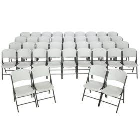 Terrific Lifetime Combo 4 72 Round Commercial Grade Folding Frankydiablos Diy Chair Ideas Frankydiabloscom