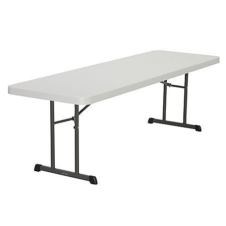 Lifetime 8' Professional Grade Folding Table, Choose a Color