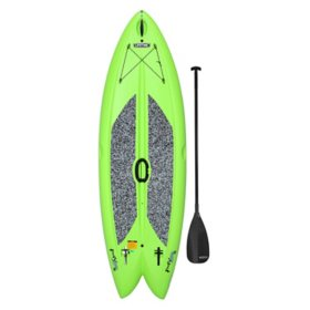 "Lifetime Freestyle XL 9'8"" Stand-Up Paddleboard (Paddle Included)"