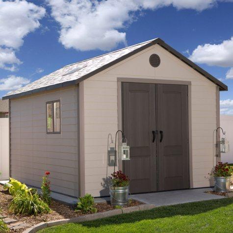 Lifetime 11' x 13.5' Storage Shed Building