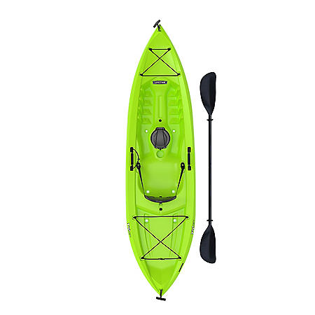 Lifetime Tioga 10' Sit-On-Top Kayak (Paddle Included)